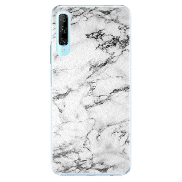 Plastové pouzdro iSaprio - White Marble 01 - Huawei P Smart Pro