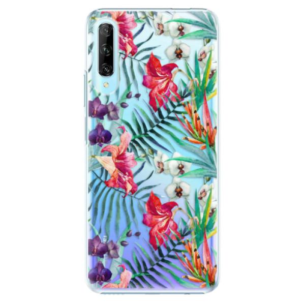 Plastové pouzdro iSaprio - Flower Pattern 03 - Huawei P Smart Pro