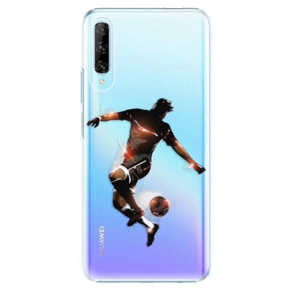 Plastové pouzdro iSaprio - Fotball 01 - Huawei P Smart Pro