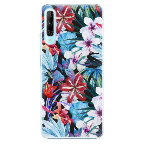 Plastové pouzdro iSaprio - Tropical Flowers 05 - Huawei P Smart Pro