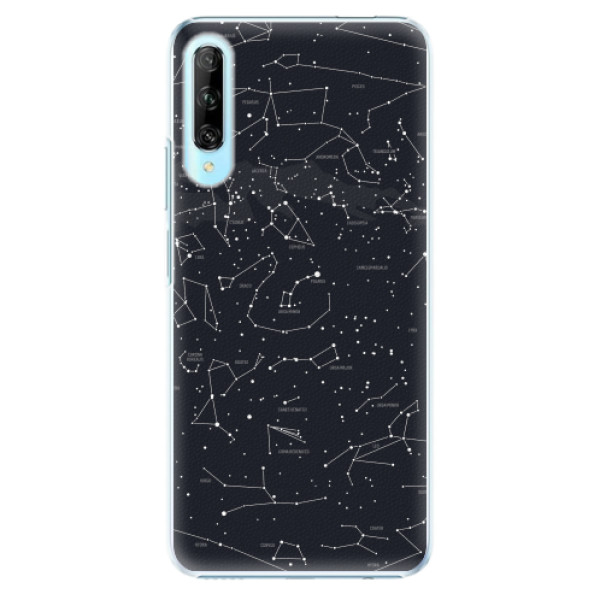Plastové pouzdro iSaprio - Night Sky 01 - Huawei P Smart Pro