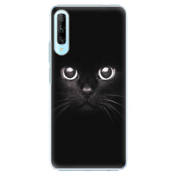 Plastové pouzdro iSaprio - Black Cat - Huawei P Smart Pro