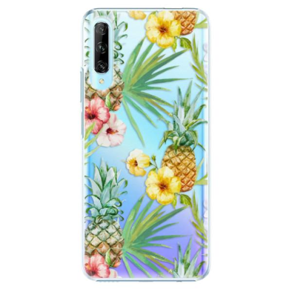 Plastové pouzdro iSaprio - Pineapple Pattern 02 - Huawei P Smart Pro