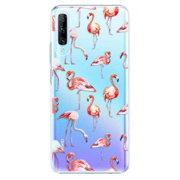 Plastové pouzdro iSaprio - Flami Pattern 01 - Huawei P Smart Pro