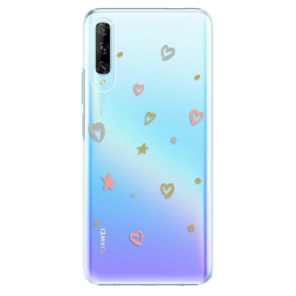 Plastové pouzdro iSaprio - Lovely Pattern - Huawei P Smart Pro