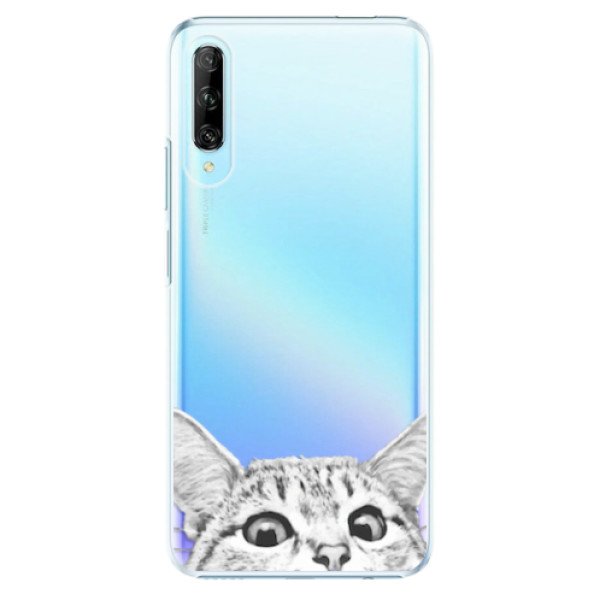 Plastové pouzdro iSaprio - Cat 02 - Huawei P Smart Pro