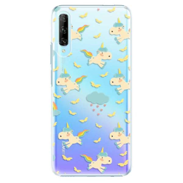 Plastové pouzdro iSaprio - Unicorn pattern 01 - Huawei P Smart Pro