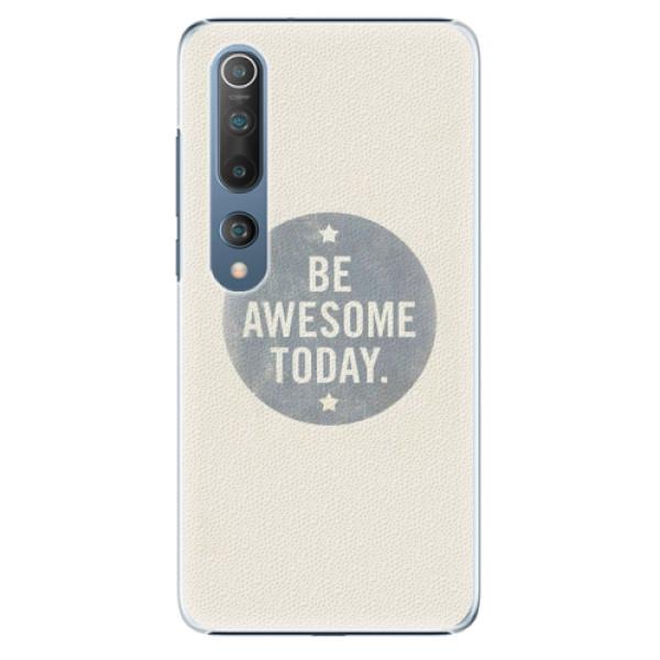 Plastové pouzdro iSaprio - Awesome 02 - Xiaomi Mi 10 / Mi 10 Pro