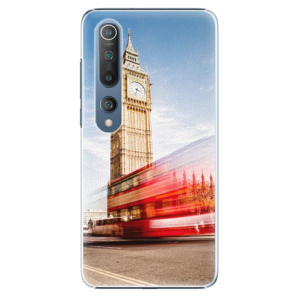 Plastové pouzdro iSaprio - London 01 - Xiaomi Mi 10 / Mi 10 Pro