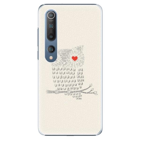 Plastové pouzdro iSaprio - I Love You 01 - Xiaomi Mi 10 / Mi 10 Pro