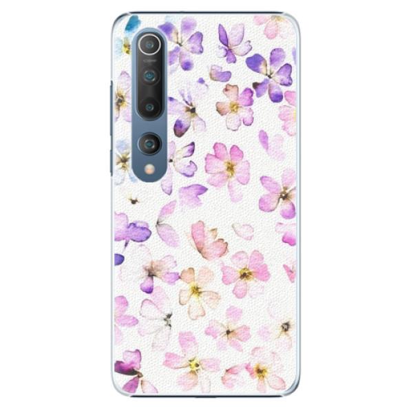 Plastové pouzdro iSaprio - Wildflowers - Xiaomi Mi 10 / Mi 10 Pro