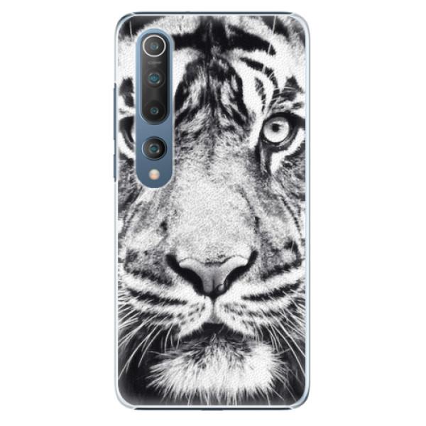 Plastové pouzdro iSaprio - Tiger Face - Xiaomi Mi 10 / Mi 10 Pro