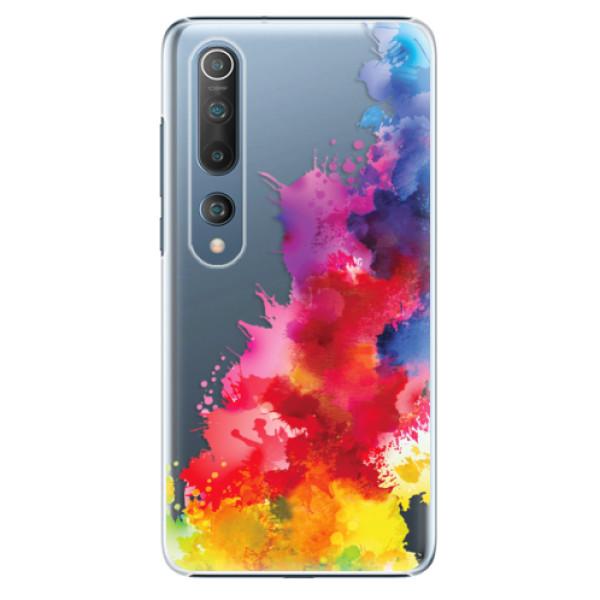 Plastové pouzdro iSaprio - Color Splash 01 - Xiaomi Mi 10 / Mi 10 Pro