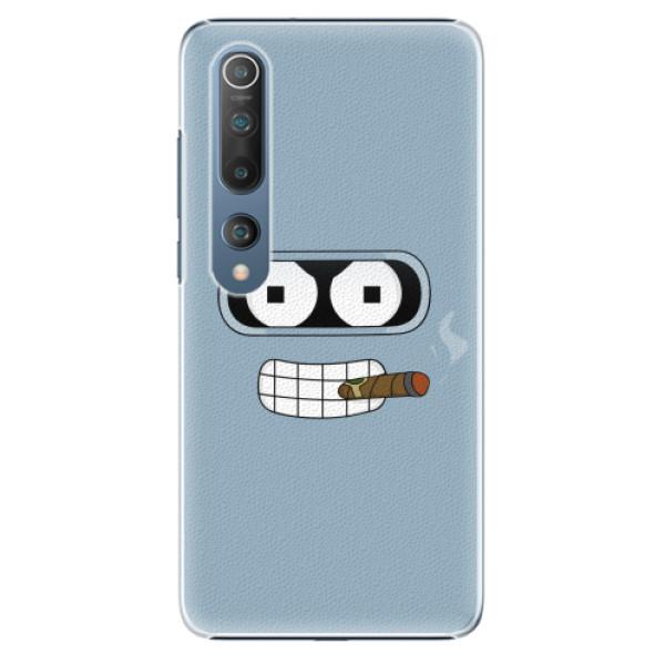 Plastové pouzdro iSaprio - Bender - Xiaomi Mi 10 / Mi 10 Pro