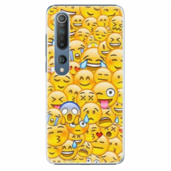 Plastové pouzdro iSaprio - Emoji - Xiaomi Mi 10 / Mi 10 Pro