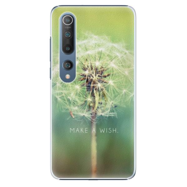 Plastové pouzdro iSaprio - Wish - Xiaomi Mi 10 / Mi 10 Pro