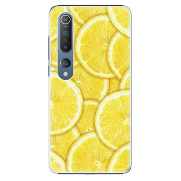 Plastové pouzdro iSaprio - Yellow - Xiaomi Mi 10 / Mi 10 Pro