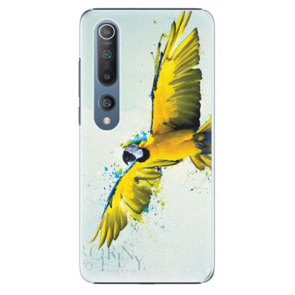 Plastové pouzdro iSaprio - Born to Fly - Xiaomi Mi 10 / Mi 10 Pro