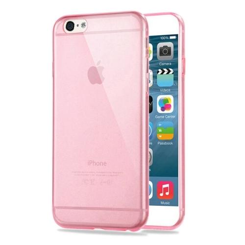 Pružný kryt HAWEEL 0.3mm Zero pro iPhone 6 Plus / 6S Plus růžový