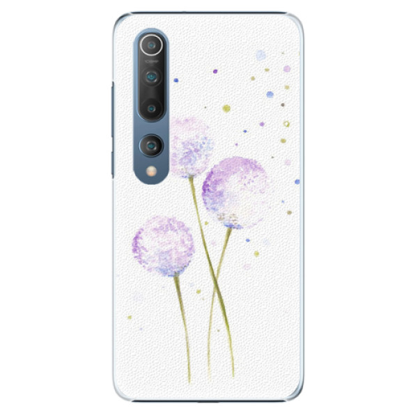 Plastové pouzdro iSaprio - Dandelion - Xiaomi Mi 10 / Mi 10 Pro
