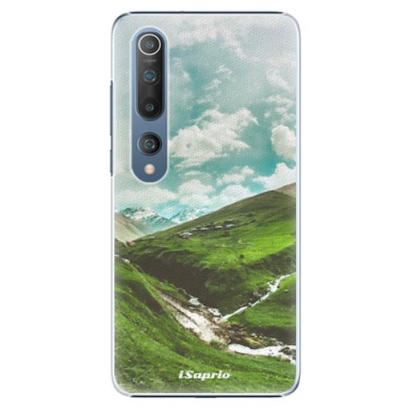 Plastové pouzdro iSaprio - Green Valley - Xiaomi Mi 10 / Mi 10 Pro