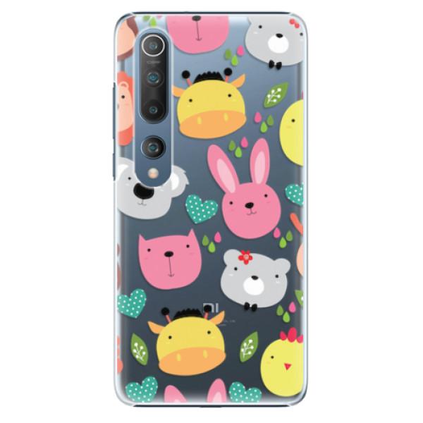 Plastové pouzdro iSaprio - Animals 01 - Xiaomi Mi 10 / Mi 10 Pro