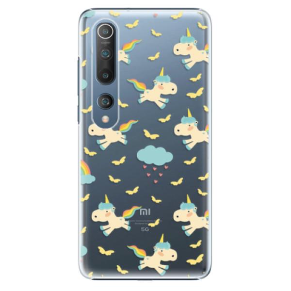 Plastové pouzdro iSaprio - Unicorn pattern 01 - Xiaomi Mi 10 / Mi 10 Pro