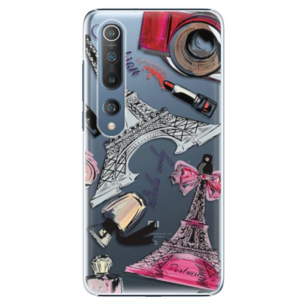 Plastové pouzdro iSaprio - Fashion pattern 02 - Xiaomi Mi 10 / Mi 10 Pro