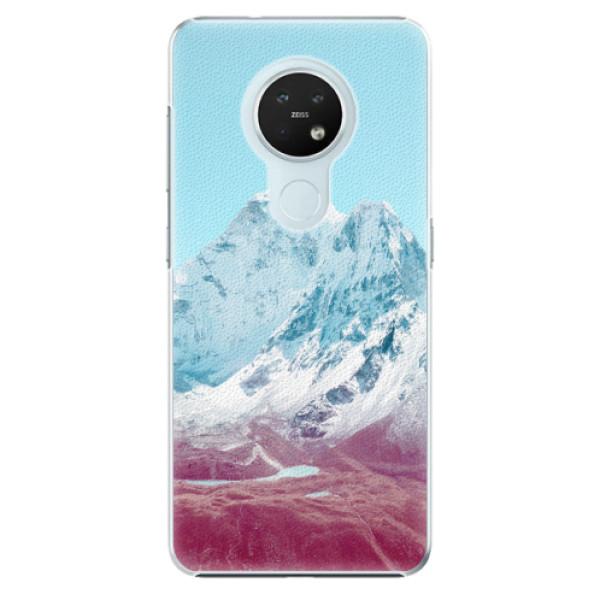 Plastové pouzdro iSaprio - Highest Mountains 01 - Nokia 7.2