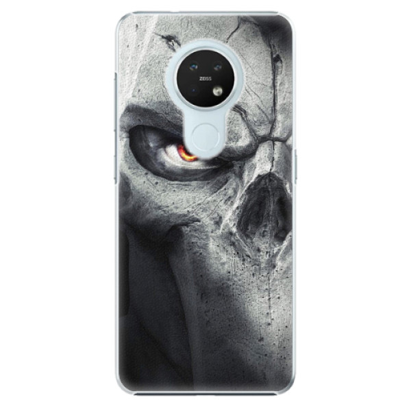 Plastové pouzdro iSaprio - Horror - Nokia 7.2