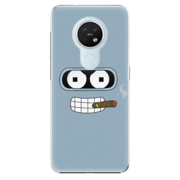 Plastové pouzdro iSaprio - Bender - Nokia 7.2