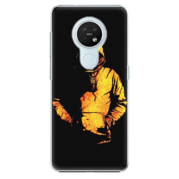 Plastové pouzdro iSaprio - Chemical - Nokia 7.2