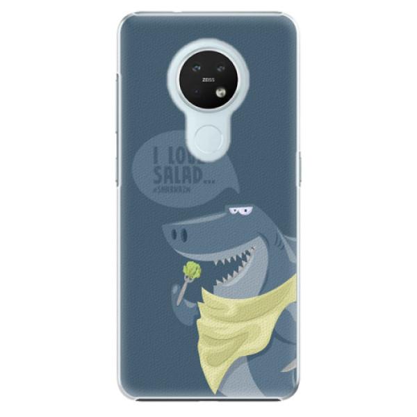 Plastové pouzdro iSaprio - Love Salad - Nokia 7.2