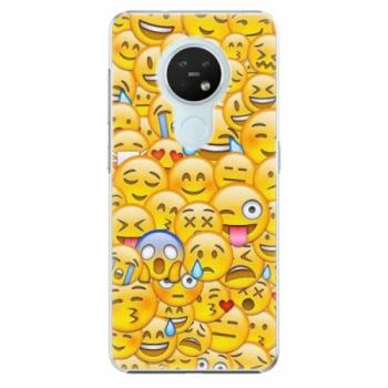 Plastové pouzdro iSaprio - Emoji - Nokia 7.2