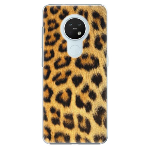 Plastové pouzdro iSaprio - Jaguar Skin - Nokia 7.2