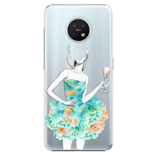 Plastové pouzdro iSaprio - Queen of Parties - Nokia 7.2