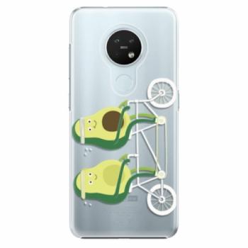 Plastové pouzdro iSaprio - Avocado - Nokia 7.2