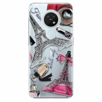 Plastové pouzdro iSaprio - Fashion pattern 02 - Nokia 7.2