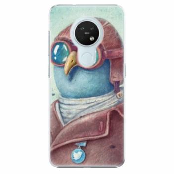 Plastové pouzdro iSaprio - Pilot twitter - Nokia 7.2