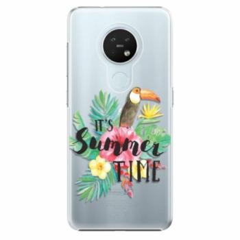 Plastové pouzdro iSaprio - Summer Time - Nokia 7.2