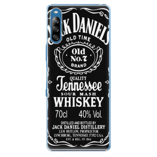 Plastové pouzdro iSaprio - Jack Daniels - Sony Xperia L4