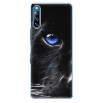 Plastové pouzdro iSaprio - Black Puma - Sony Xperia L4