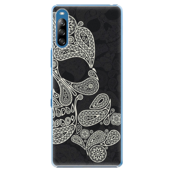 Plastové pouzdro iSaprio - Mayan Skull - Sony Xperia L4