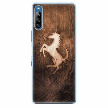 Plastové pouzdro iSaprio - Vintage Horse - Sony Xperia L4