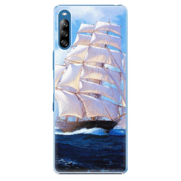 Plastové pouzdro iSaprio - Sailing Boat - Sony Xperia L4