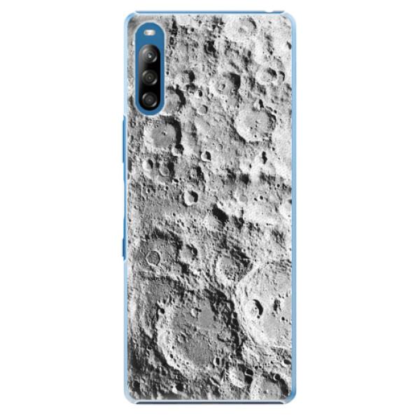 Plastové pouzdro iSaprio - Moon Surface - Sony Xperia L4