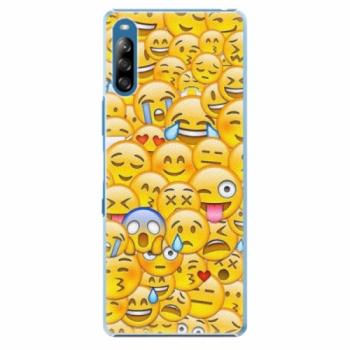 Plastové pouzdro iSaprio - Emoji - Sony Xperia L4