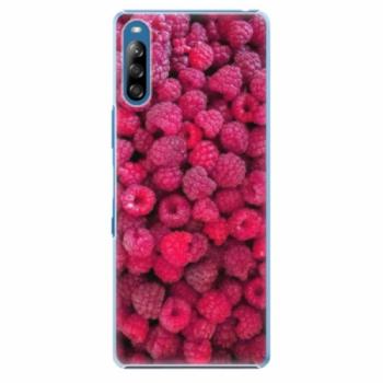Plastové pouzdro iSaprio - Raspberry - Sony Xperia L4