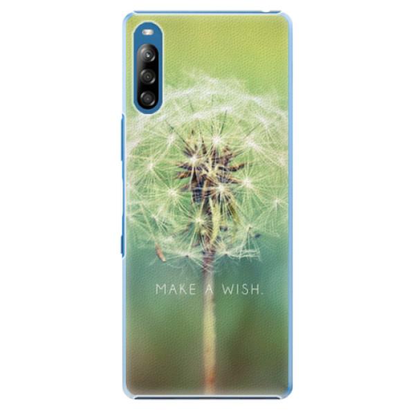 Plastové pouzdro iSaprio - Wish - Sony Xperia L4
