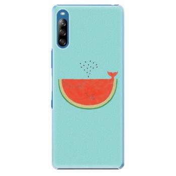 Plastové pouzdro iSaprio - Melon - Sony Xperia L4